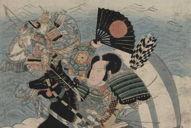 Cất giấu trong người, vũ khí mềm mại của nữ Ninja có thể khiến địch thủ kinh hồn bạt vía - Ảnh 1.