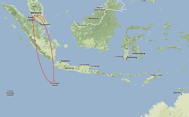 Chuyên gia Đan Mạch đưa bằng chứng thuyết phục vị trí MH370 rơi, kêu gọi chiến dịch tìm kiếm