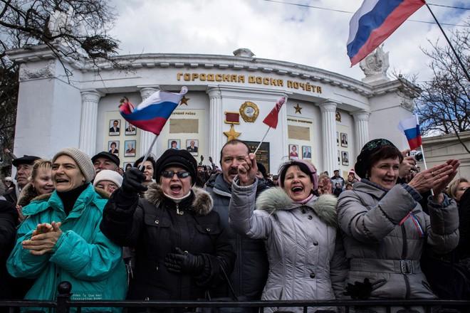 Bất chấp hình ảnh ông Putin bị bôi xấu, công chúng thế giới tin Nga quan trọng hơn Mỹ - Ảnh 3.