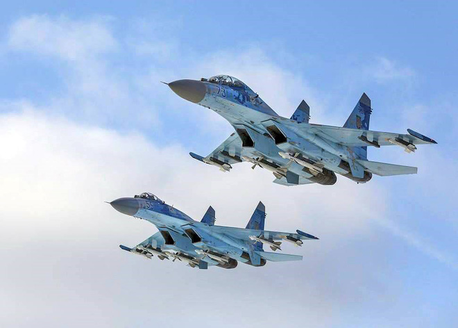 [ẢNH] Nga nổi giận khi Không quân Ukraine đưa đơn vị tấn công xung kích tới sát biên giới - Ảnh 4.