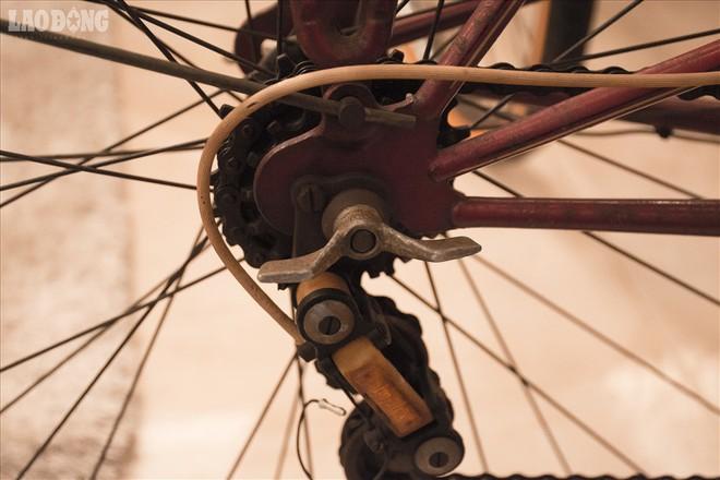 BST khủng dòng xe đạp mỗi chiếc đắt ngang một căn nhà mặt phố Hàng Đào - Ảnh 4.