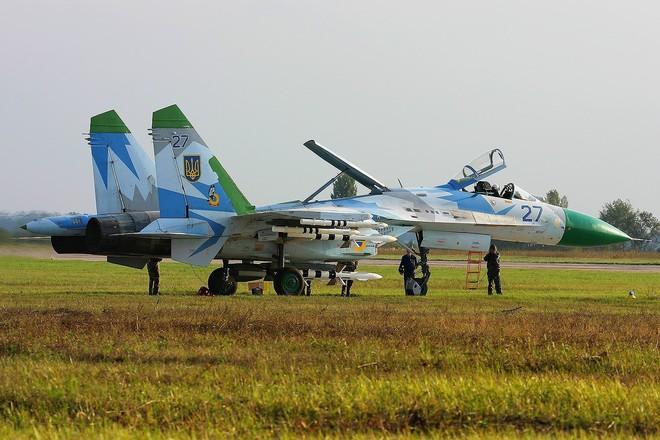 [ẢNH] Nga nổi giận khi Không quân Ukraine đưa đơn vị tấn công xung kích tới sát biên giới - Ảnh 9.