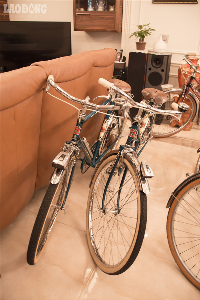 BST khủng dòng xe đạp mỗi chiếc đắt ngang 1 căn nhà mặt phố Hàng Đào - Ảnh 9.