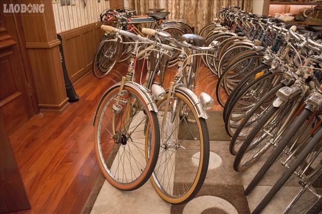 BST khủng dòng xe đạp mỗi chiếc đắt ngang 1 căn nhà mặt phố Hàng Đào - Ảnh 10.