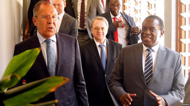VOA: Gấu Nga quay trở lại châu Phi, Trung Quốc coi chừng lực cản sấm sét tiềm ẩn - Ảnh 1.