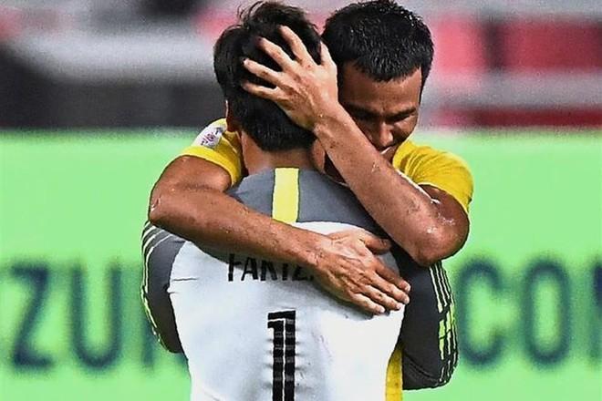 'Quá khứ đau thương' trước Việt Nam của thủ môn số 1 Malaysia - Ảnh 1.