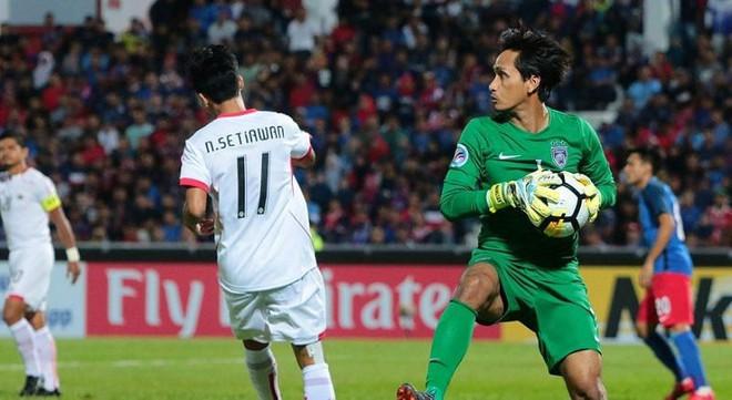 'Quá khứ đau thương' trước Việt Nam của thủ môn số 1 Malaysia - Ảnh 3.