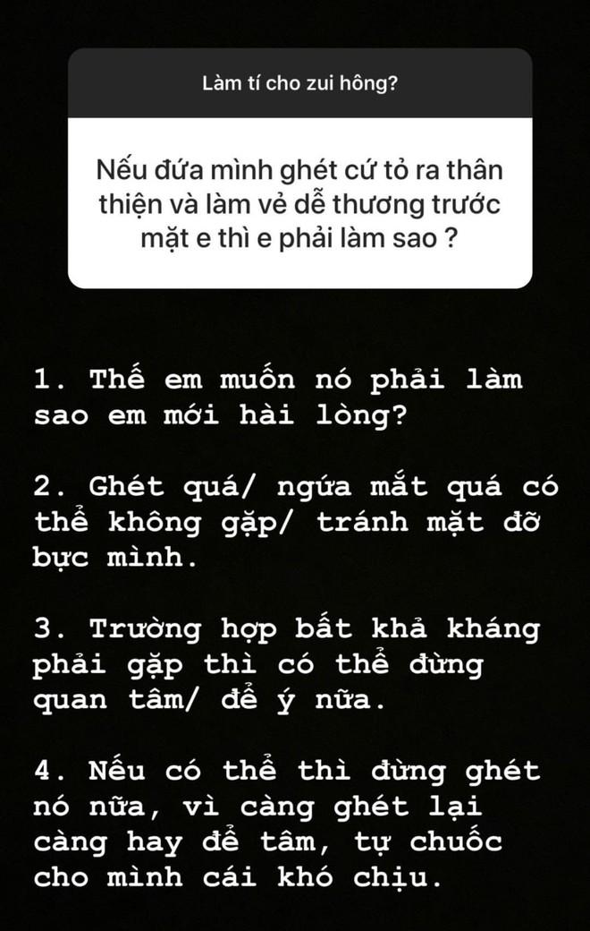 Hỏi gì đáp nấy trên Instagram, An Nguy nói 1 câu làm các cô nàng mắc bệnh ảo tưởng bị quê độ - Ảnh 5.