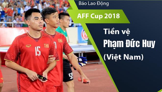 ĐT Việt Nam áp đảo đội hình tiêu biểu vòng bán kết AFF Cup 2018 - Ảnh 6.