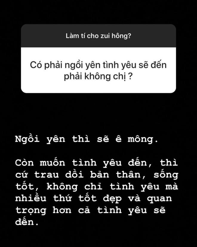 Hỏi gì đáp nấy trên Instagram, An Nguy nói 1 câu làm các cô nàng mắc bệnh ảo tưởng bị quê độ - Ảnh 8.