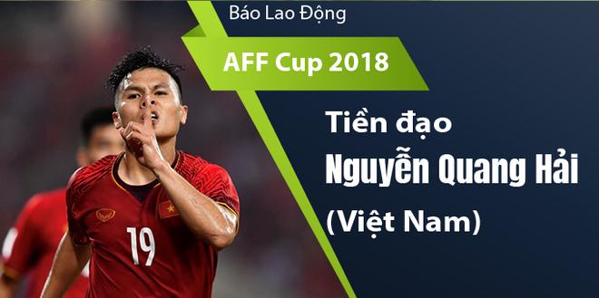 ĐT Việt Nam áp đảo đội hình tiêu biểu vòng bán kết AFF Cup 2018 - Ảnh 9.