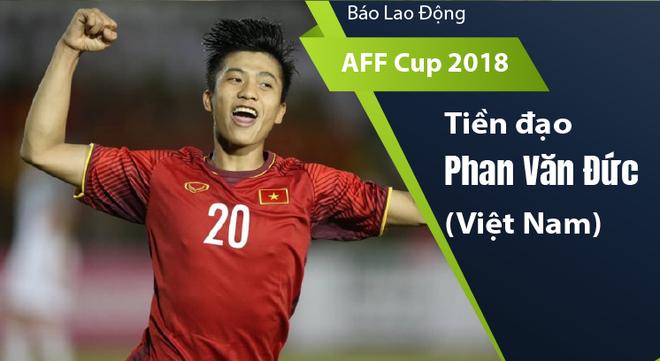 ĐT Việt Nam áp đảo đội hình tiêu biểu vòng bán kết AFF Cup 2018 - Ảnh 10.
