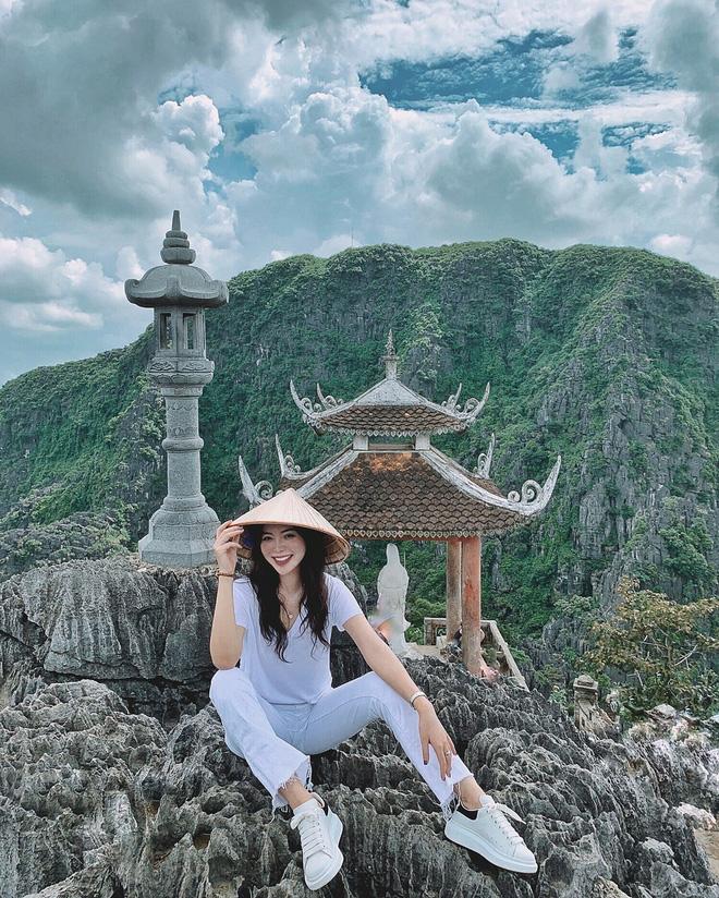 Tọa độ check-in hot nhất ở Ninh Bình: Hùng vĩ và ảo diệu không thua gì cảnh phim cổ trang - Ảnh 8.