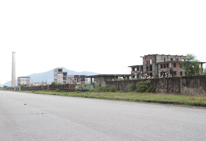 Nhà máy thép nghìn tỷ bỏ hoang ở Hà Tĩnh vừa được bán với giá 205 tỷ đồng - Ảnh 1.