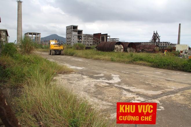 Nhà máy thép nghìn tỷ bỏ hoang ở Hà Tĩnh vừa được bán với giá 205 tỷ đồng - Ảnh 3.