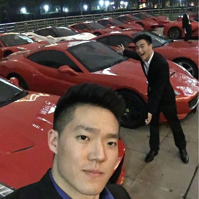 Con trai vua sòng bạc Macau: Soái ca, yêu siêu mẫu, đánh bại 100 thiên tài toán học Trung Quốc - Ảnh 7.