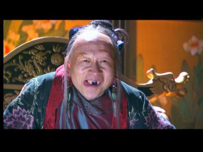 Ba ác nhân đầu trọc trong phim Hoa ngữ: Ngoài đời bị ghét bỏ vì quá xấu xí - Ảnh 6.