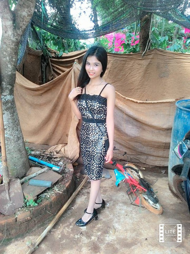 Để tóc dài và nữ tính, nhan sắc em gái hoa hậu HHen Niê gây chú ý - Ảnh 1.