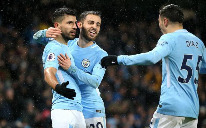 """Tân binh 57 triệu bảng ra mắt, Man City sạch lưới, thắng dễ """"như trở bàn tay"""""""
