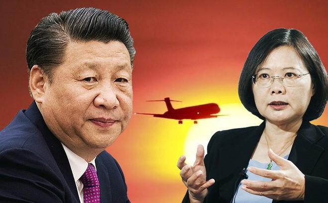 Đường bay mới của TQ sẽ là nguyên nhân thổi bùng khủng hoảng giữa hai bờ eo biển Đài Loan?