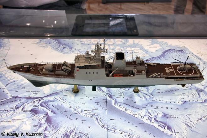 Nếu Hải quân Việt Nam tái khởi động dự án KBO-2000, cấu hình vũ khí sẽ mạnh hơn? - Ảnh 1.