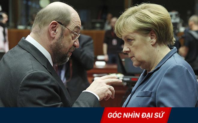 Đức thành lập chính phủ mới: Bà Merkel và CDU chấp nhận nhượng bộ đau đớn để được gì?