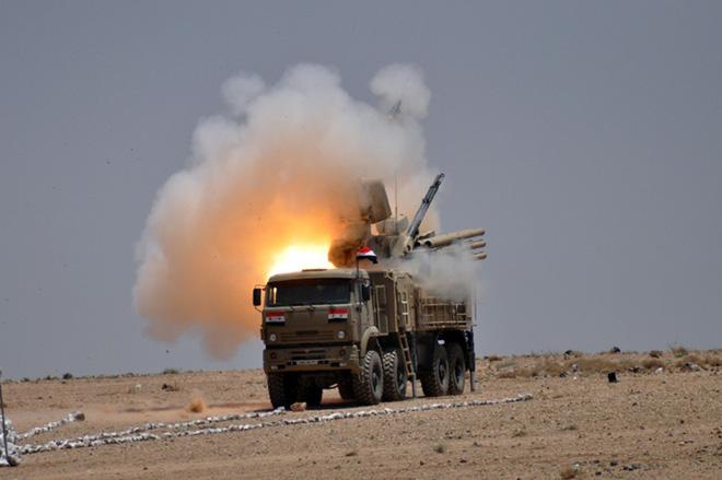Tên lửa nào của Syria đã quật sấp mặt tiêm kích F-16, hạ uy danh KQ Israel? - Ảnh 1.