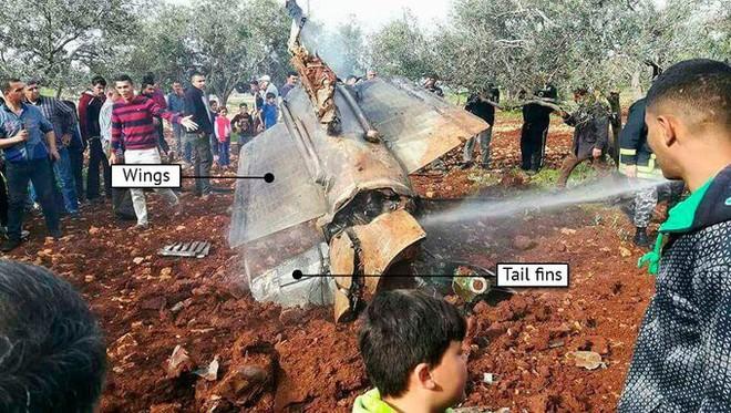 Bị radar Nga ở Syria vạch mặt: F-16 KQ Israel gục ngã đau đớn? - Ảnh 6.