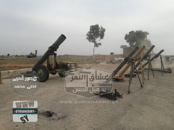 Quân đội Syria thu giữ lượng vũ khí sát thủ khổng lồ của IS: Nga, Mỹ đủ cả - Ảnh 7.