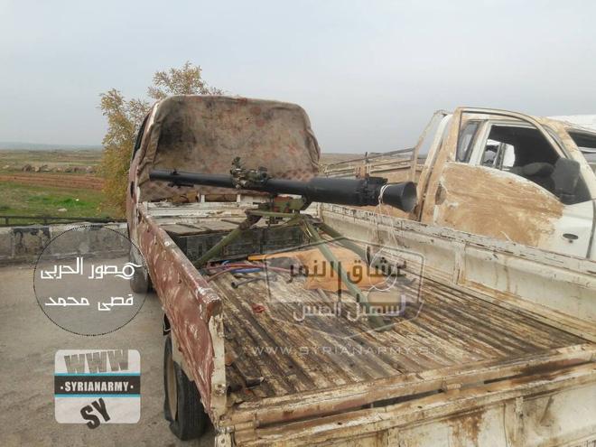 Quân đội Syria thu giữ lượng vũ khí sát thủ khổng lồ của IS: Nga, Mỹ đủ cả - Ảnh 9.