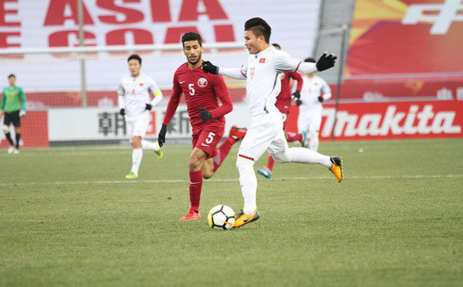 Quang Hải, Văn Hậu và Đức Huy truyền cảm hứng cho các cầu thủ trẻ