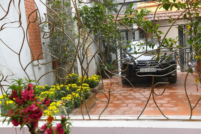 Biệt thự riêng của nhà thiết kế Đỗ Trịnh Hoài Nam tại Hà Nội - Ảnh 1.