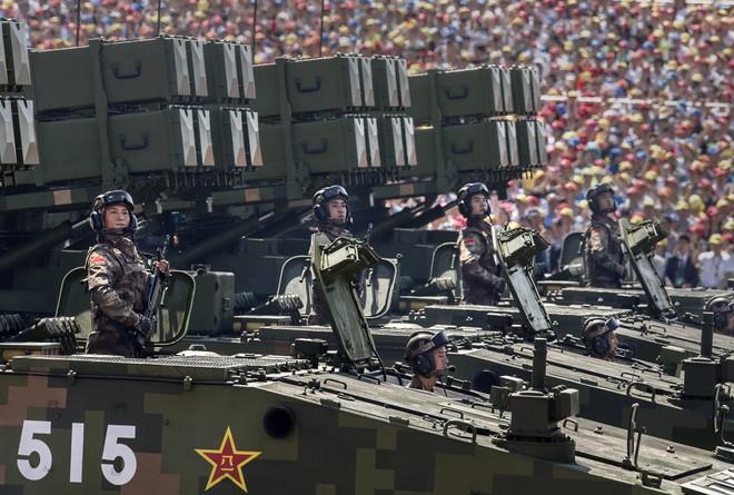 Chế độ nghĩa vụ quân sự đã làm suy yếu quân đội Trung Quốc như thế nào? - Ảnh 1.