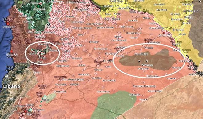 Nín thở chờ giờ G ở Syria: Cuộc chiến khốc liệt tại nồi hầm bắc Homs sắp bùng nổ? - Ảnh 4.