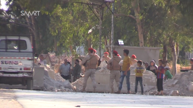 Nín thở chờ giờ G ở Syria: Cuộc chiến khốc liệt tại nồi hầm bắc Homs sắp bùng nổ? - Ảnh 1.