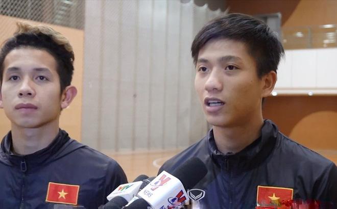 """Tiền vệ U23 Phan Văn Đức: """"Tết này nhà em vui lắm!"""""""