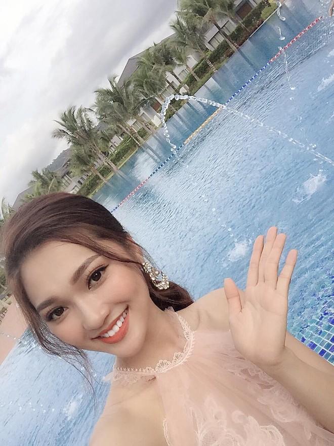 Nổi trên mạng nhờ 1 bức ảnh, cô gái Nghệ An bỗng vụt sáng thành Hoa hậu - Ảnh 4.