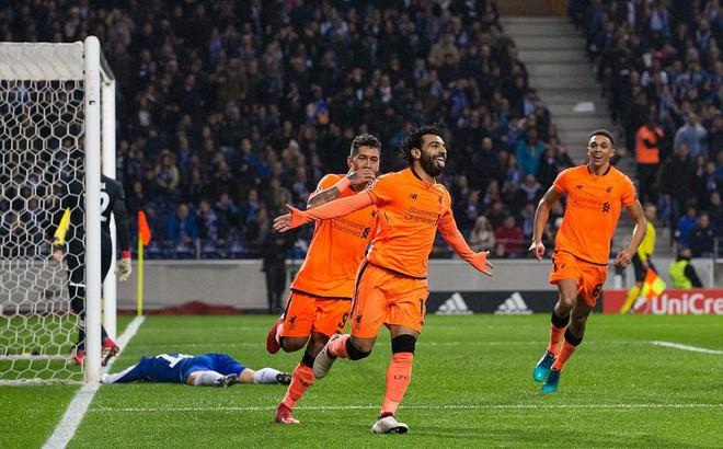 """""""Dạo chơi"""" ở Bồ Đào Nha, Liverpool hủy diệt không thương tiếc đối thủ"""