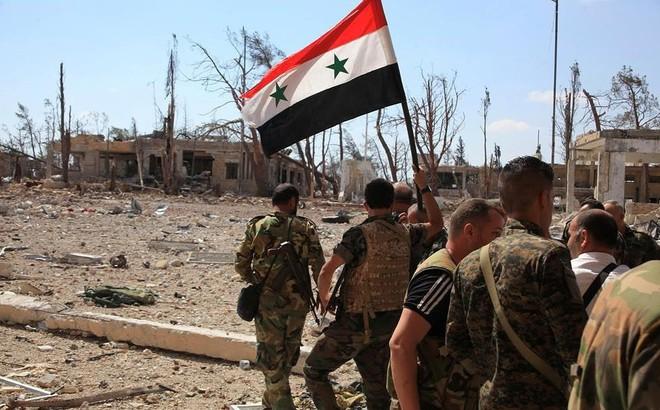 """Sputnik: Syria sẽ điều quân tới """"điểm nóng chết chóc"""" Afrin"""