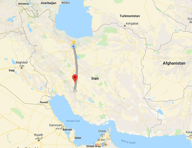Iran: Máy bay chở 66 người gặp nạn, toàn bộ hành khách và phi hành đoàn tử nạn - Ảnh 1.
