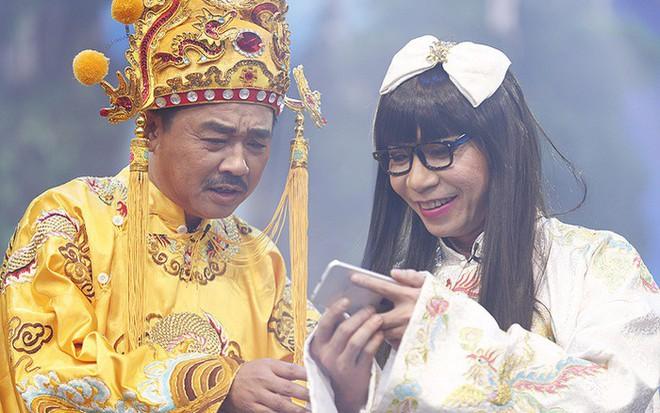 Chuyện bức xúc của Quang Thắng, Quốc Khánh khi tham gia Táo quân - Ảnh 5.