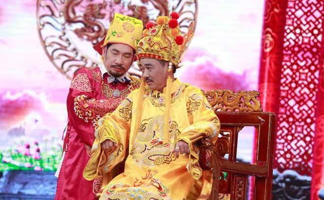 Chuyện bức xúc của Quang Thắng, Quốc Khánh khi tham gia Táo quân