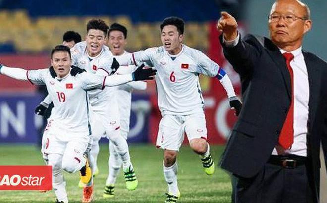 Sau giải Fair Play U23 châu Á, thầy trò HLV Park Hang Seo giành 'Vinh danh Fair Play'