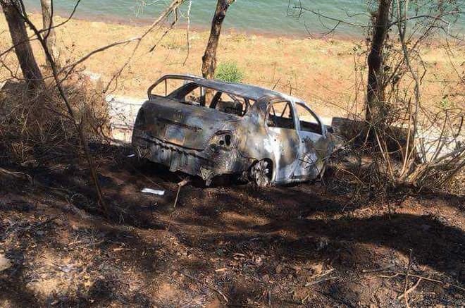 Vụ cha tưới xăng đốt ô tô chết cùng con nhỏ: Người chồng nghĩ quẩn khi vợ đòi ly hôn - Ảnh 1.