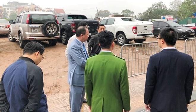 Kiểm tra đột xuất, phát hiện nhiều bãi trông xe chặt chém ở Hà Nội - Ảnh 8.