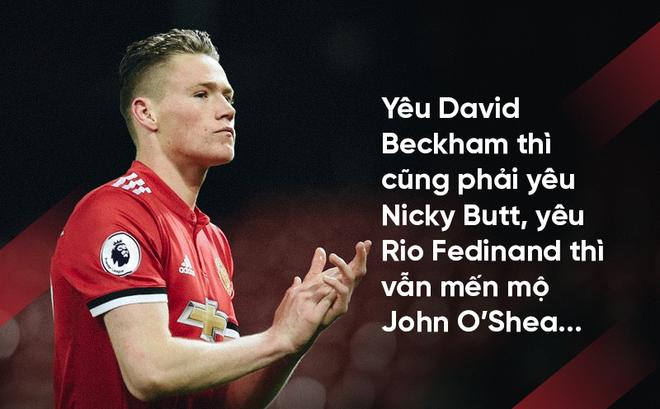 Vào lúc này, Man United cần McTominay hơn Pogba