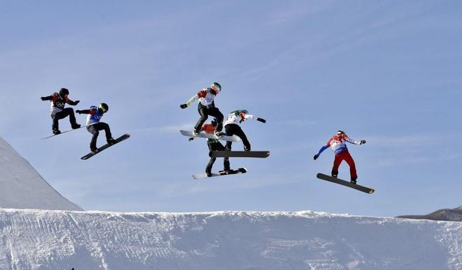 Bí mật công nghệ đằng sau những màn trình diễn đẳng cấp của các vận động viên Olympic - Ảnh 3.
