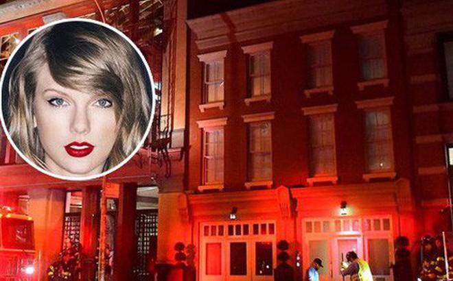 Mới đầu năm, căn hộ 18 triệu đô của Taylor Swift bốc cháy bất ngờ