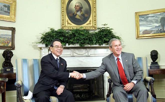"""GS Thuyết: """"Đàng hoàng, bản lĩnh là ấn tượng của tôi về nguyên Thủ tướng Phan Văn Khải"""""""