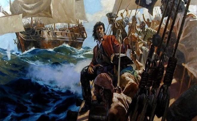 Giải mật về vua hải tặc giàu có nhất mọi thời đại chỉ sau 1 năm làm cướp biển - Ảnh 3.
